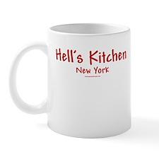 Hell's Kitchen NY - Mug