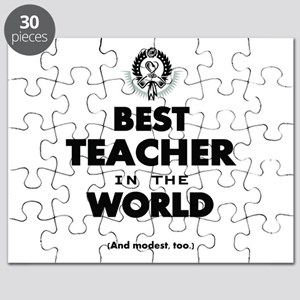 The Best in the World – Teacher Puzzle