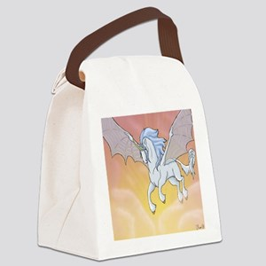 Blessed Be The Sun Canvas Lunch Bag