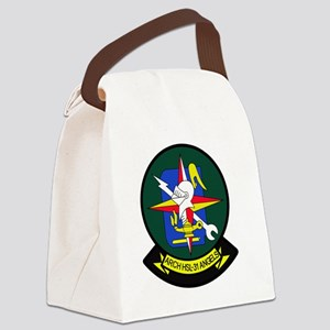 HSL-31 Helicopter Anti-Submarine  Canvas Lunch Bag