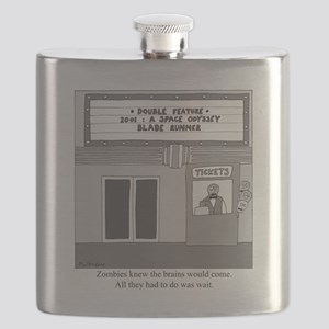 Double Feature Flask