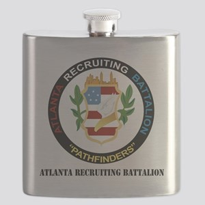 DUI - Atlanta - Recruiting Bn with text Flask