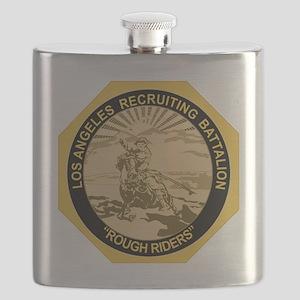 DUI - LA - Recruiting Bn Flask