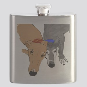 Drawn Together Flask