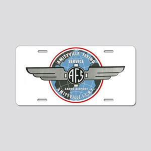 AFS Logo Crop () Aluminum License Plate