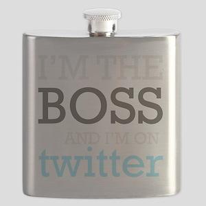 BossTwitter Flask