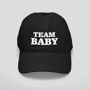 Team Baby Black Cap