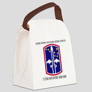 HHC172IB Canvas Lunch Bag