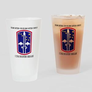 HHC172IB Drinking Glass