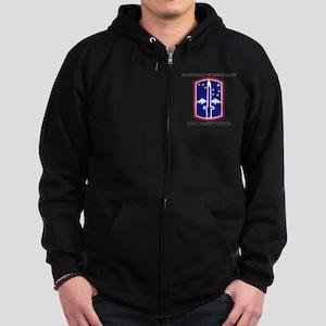 HHC172IB Zip Hoodie (dark)