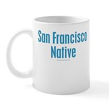 SF Native - Mug