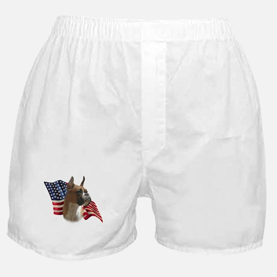 Boxer Flag Boxer Shorts