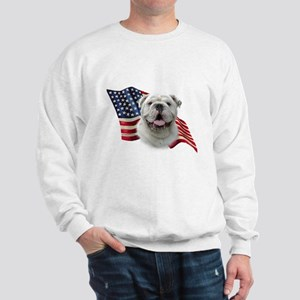Bulldog Flag Sweatshirt