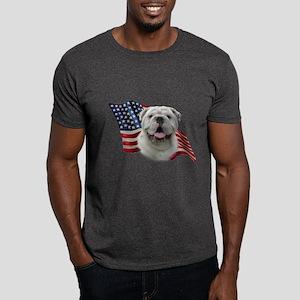 Bulldog Flag Dark T-Shirt
