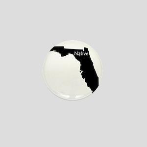 FloridaNative-light Mini Button