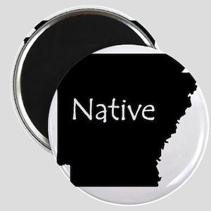 ArkansasNative-light Magnet