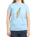 Tin Whistles Ascending Women's Light T-Shirt