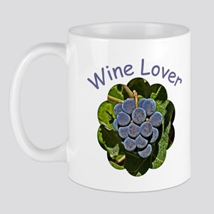 Wine Lover Grapes - Mug