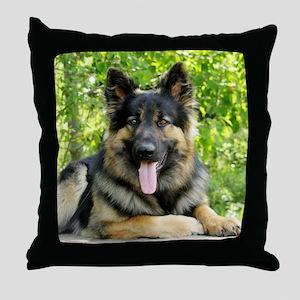 brutus-wildeshots-052111 588b Throw Pillow