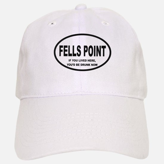 Fells Point Baseball Baseball Cap