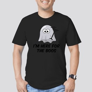 boos1 Men's Fitted T-Shirt (dark)