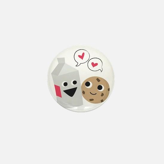 Milk  Cookie Love Mini Button