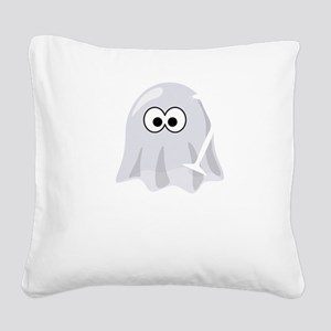 boos2 Square Canvas Pillow