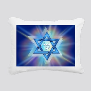 starradial_stickers_300 Rectangular Canvas Pillow
