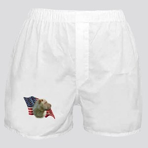Shar-Pei Flag Boxer Shorts