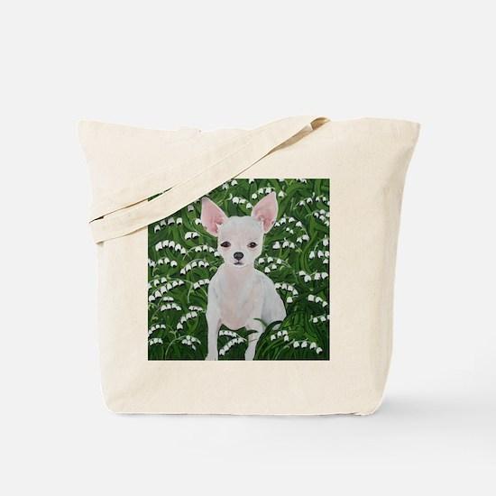 SQ LilyChi Tote Bag