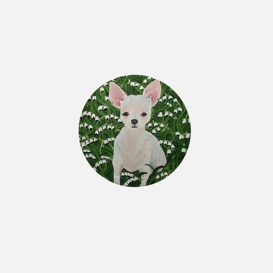 SQ LilyChi Mini Button