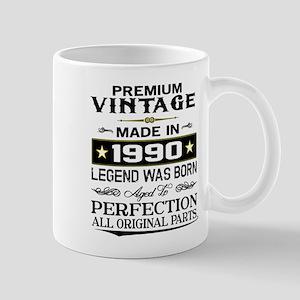 PREMIUM VINTAGE 1990 Mugs