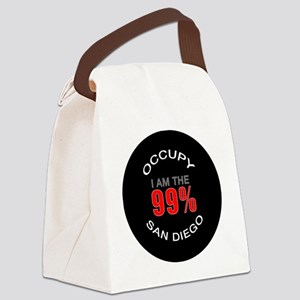 occupy-san-diego Canvas Lunch Bag