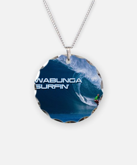 Calender Surfing 4 Necklace