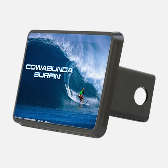 Calender Surfing 4 Hitch Cover
