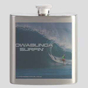Calender Surfing 4 Flask
