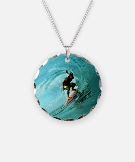 Calender Surfing 2 Necklace