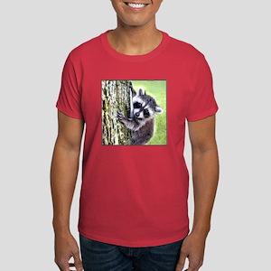 Baby Raccoon Dark T-Shirt
