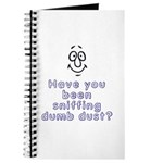 Sniffing Dumb Dust Journal