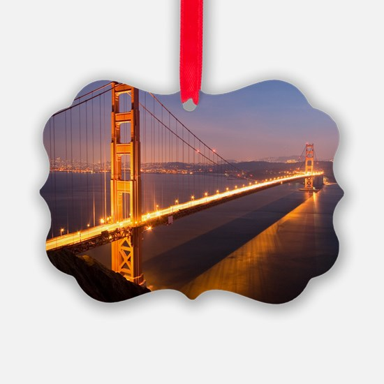 9x12_FramedPanelPrint_nightGGB122 Ornament
