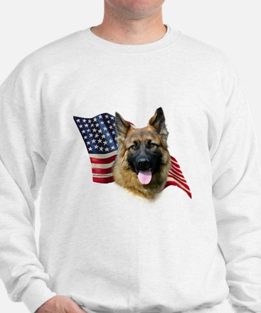GSD Flag Sweatshirt
