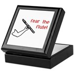 Fear the Flute Keepsake Box