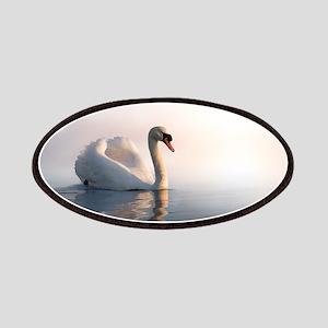 Swan Sunrise Patch