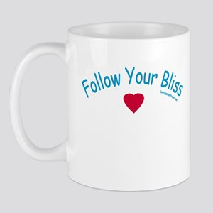 Follow Your Bliss - Mug