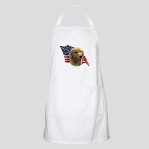 Golden Flag BBQ Apron