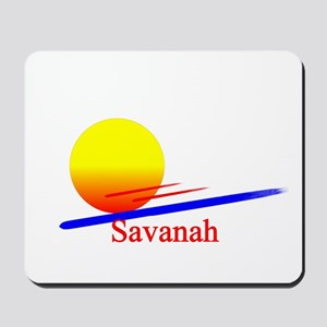Savanah Mousepad