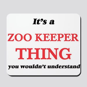 It's and Zoo Keeper thing, you would Mousepad
