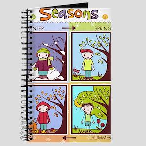 seasons chart Journal