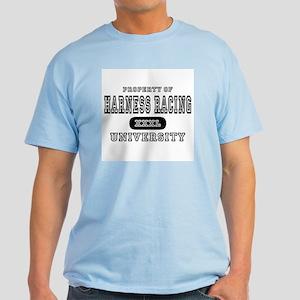 Harness Racing University Light T-Shirt