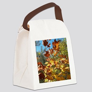 Autumn Glow Canvas Lunch Bag